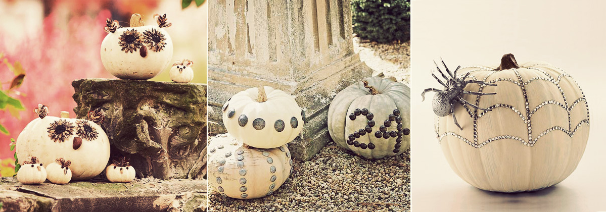 Round-Up, Halloween Pumpkin Carving and Decorating Ideas | Atelier ...