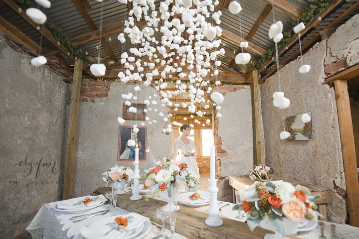 Snowed in a diy winter wedding idea and a stylized breakfast sweets garett and jessica mayfield of wednesday a paperworks event styling and coordinating design firm collaborated with oklahoma vendors and ely fair solutioingenieria Gallery