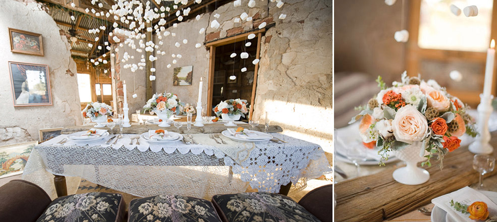 Snowed in a diy winter wedding idea and a stylized breakfast for additional solutioingenieria Image collections