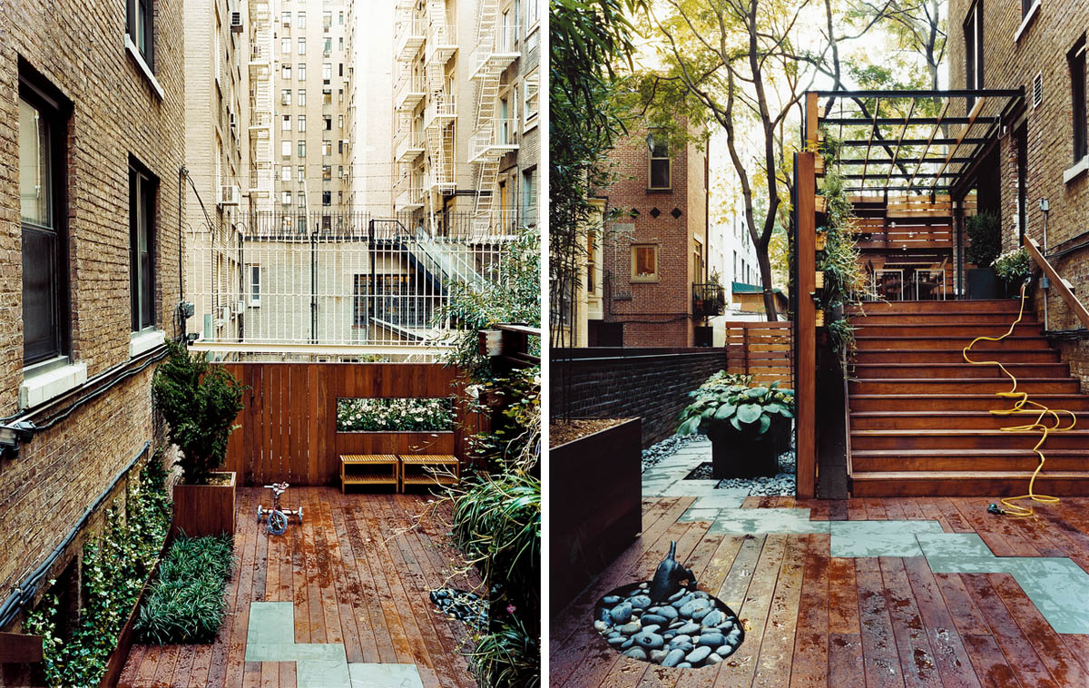 Yard remodel project outdoor entertaining and relaxing for Apartment yard design