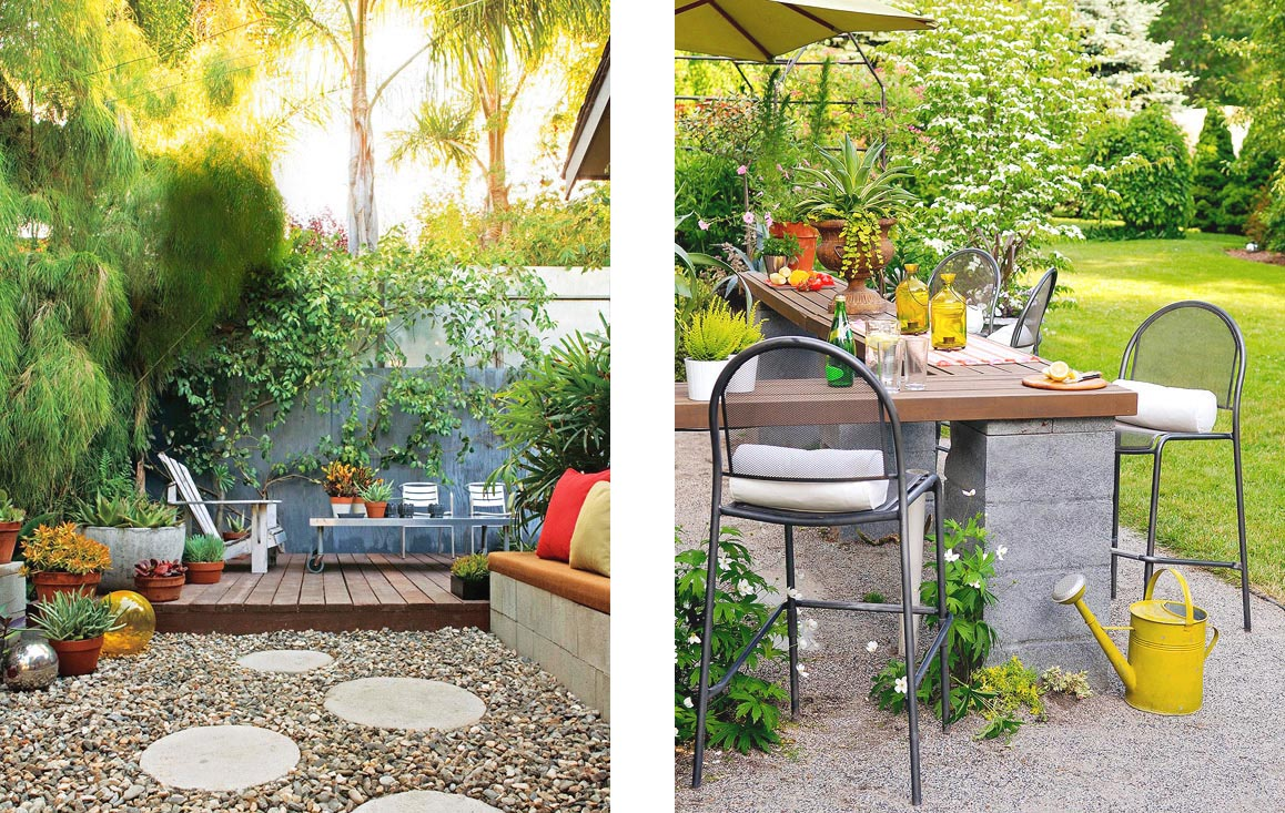 Outdoor Entertaining Patio | Decorator Showcase : Home