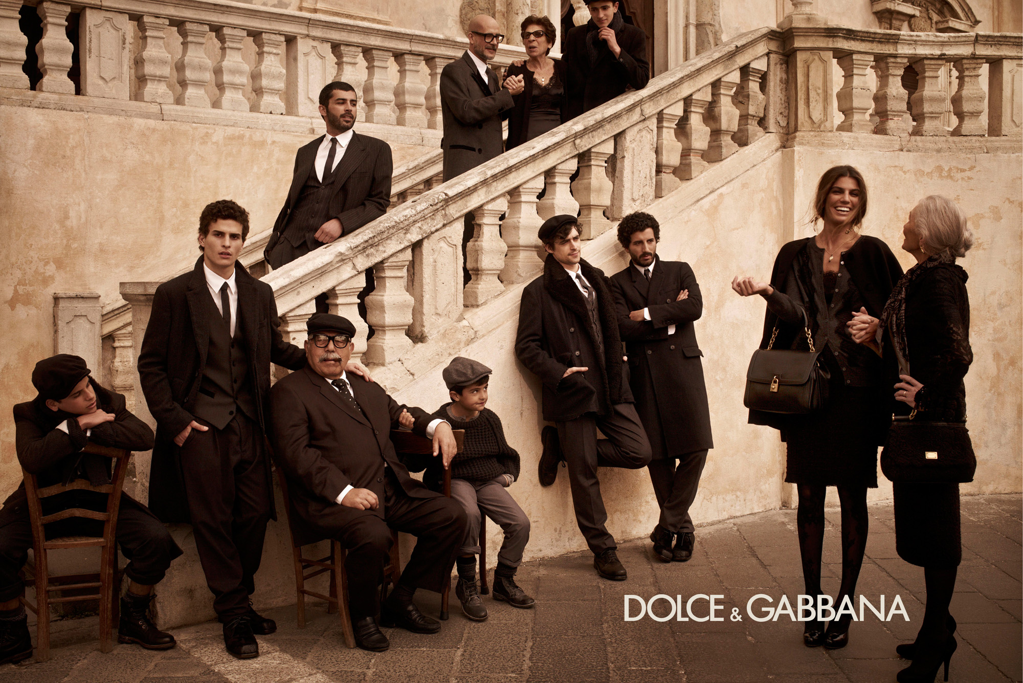 dolce gabbana fall 2012 winter 2013 ad campaign atelier christine. Black Bedroom Furniture Sets. Home Design Ideas
