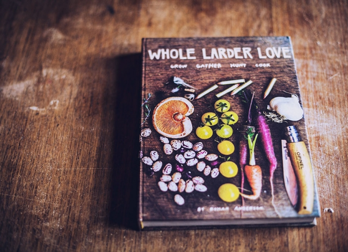 Whole Larder Love | Grow. Gather. Hunt. Cook; photo by Rohan Anderson.