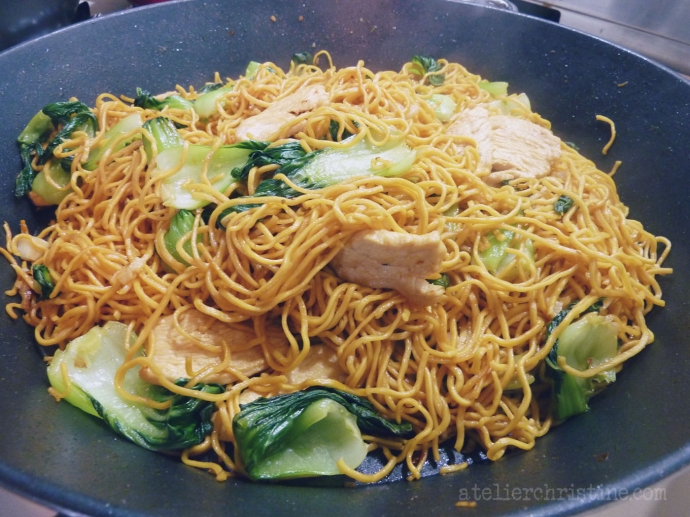 EVERYDAY FOOD | Stir-Fried Hokkien Noodles.