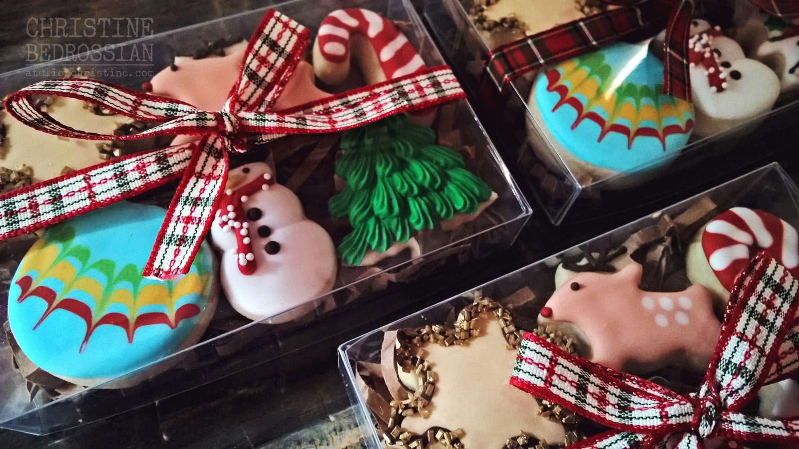 le Shoppe | Winter Holiday Baking, Christmas Cookie Gift ...