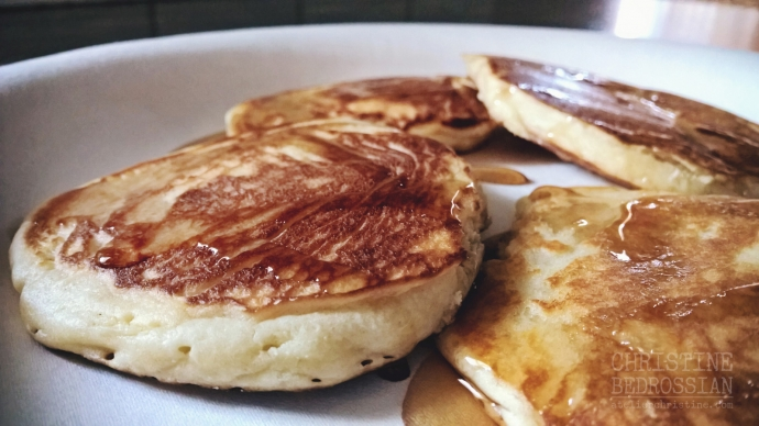 Kitchen Hacks:  Tall & Fluffy Buttermilk Pancakes, no whipping egg-whites required.