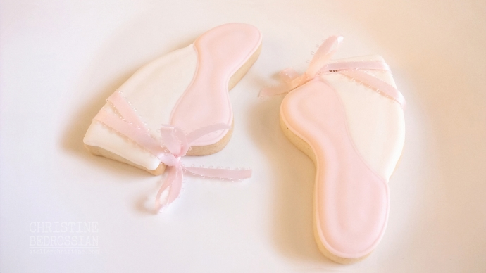 le Shoppe | Ballet Cookies, Ballerina Party