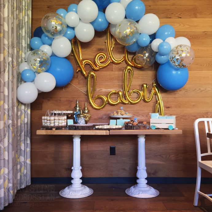 Something Sweet Has Arrived: Hello Baby Brunch